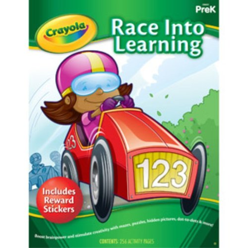 Crayola Early Learning Activit