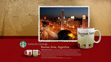 Starbucks Global Icon Series Buenos Aires 16 Oz