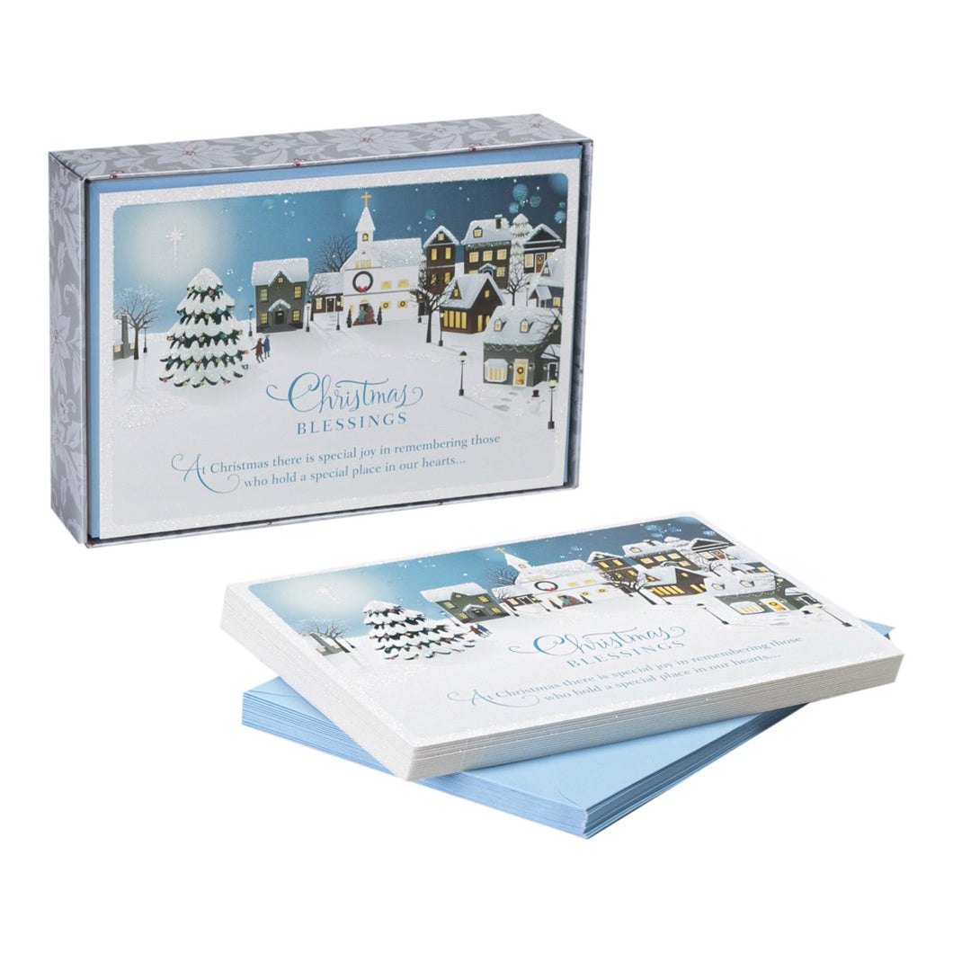 DaySpring Christmas Boxed Cards Christmas Blessings (8198359949)
