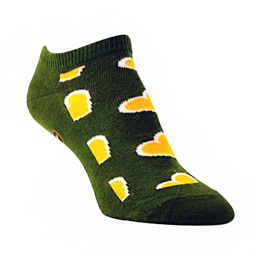 John Deere Ladies Hearts Ankle Socks - LP35456