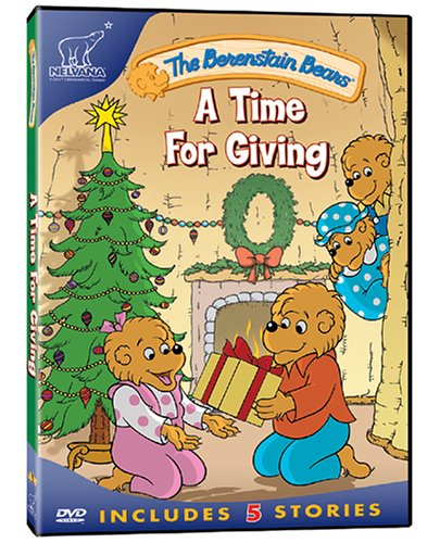 The Berenstain Bears: A Time For Giving (2005) DVD