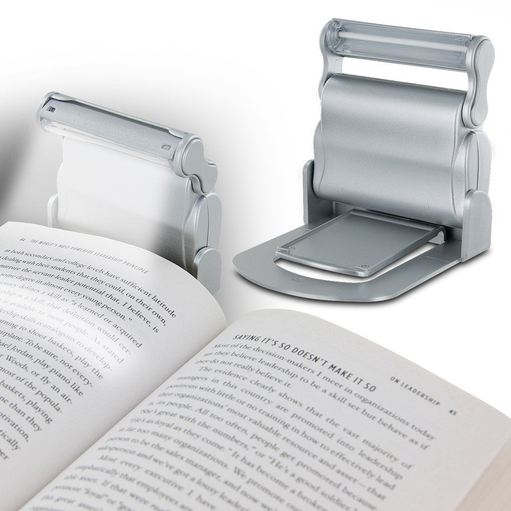 Perfect Solutions Book Light & USB Task Light