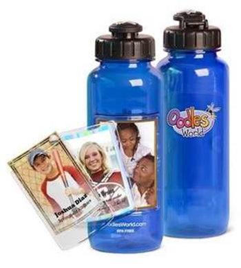 Sweet Dreams CD, Make -A-Match Memory Card Game, Activity Coloring Book, Sweet Dreams Book, and Water Bottle with Photo Frame - COMBO PACKAGE