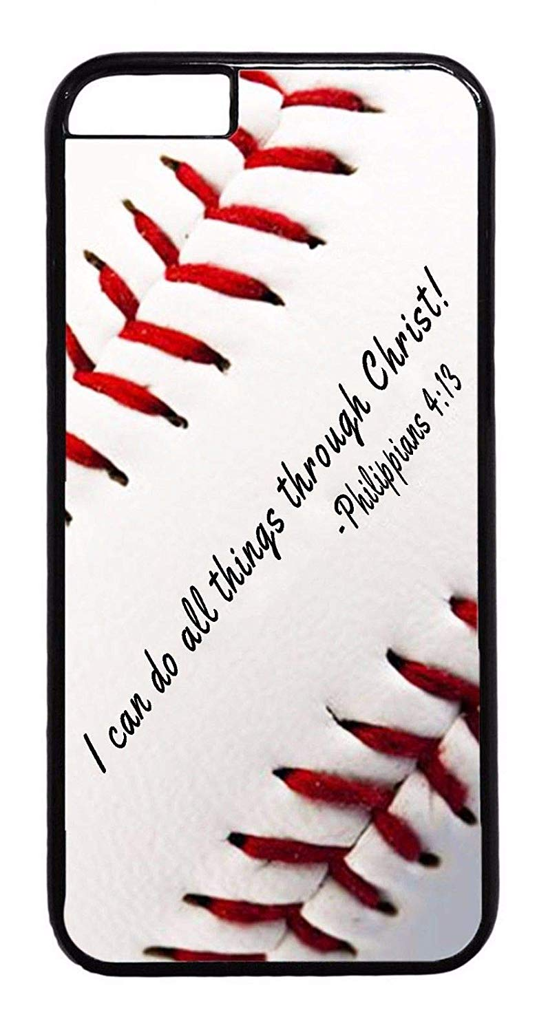 I Can Do All Things Baseball Ticket Christian iPhone 5 & 5S Case
