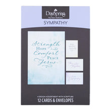 Sympathy - Inspirational Boxed Cards - Simply Stated