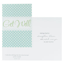 Get Well - Inspirational Boxed Cards - Large Print
