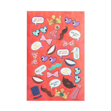 Photo Prop Valentine day kid cards