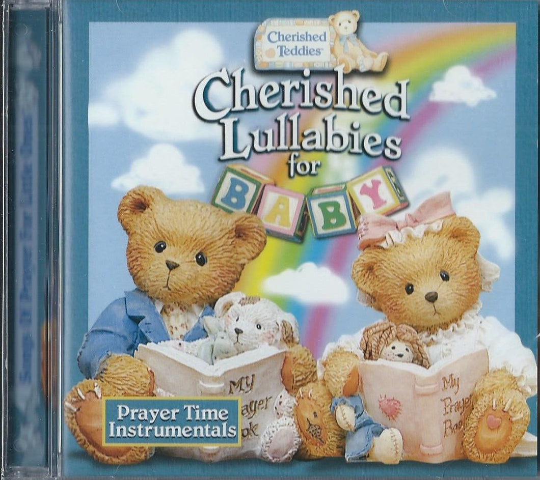 Cherished Lullabies For Baby - Prayer Time Instrumentals (1 CD)