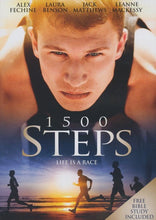 1500 Steps, Life is A Race - Includes Bible Study- DVD
