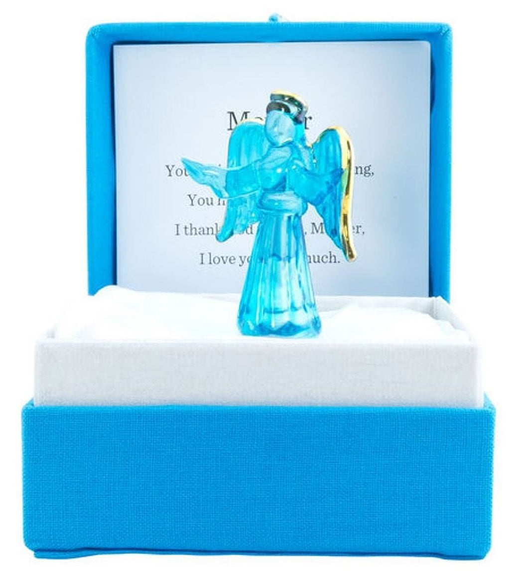 About Face Designs Mother Angel Collectible Gift Figurine Colorburst Style