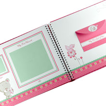 """My First Year"" Memory Book for Baby Girls"