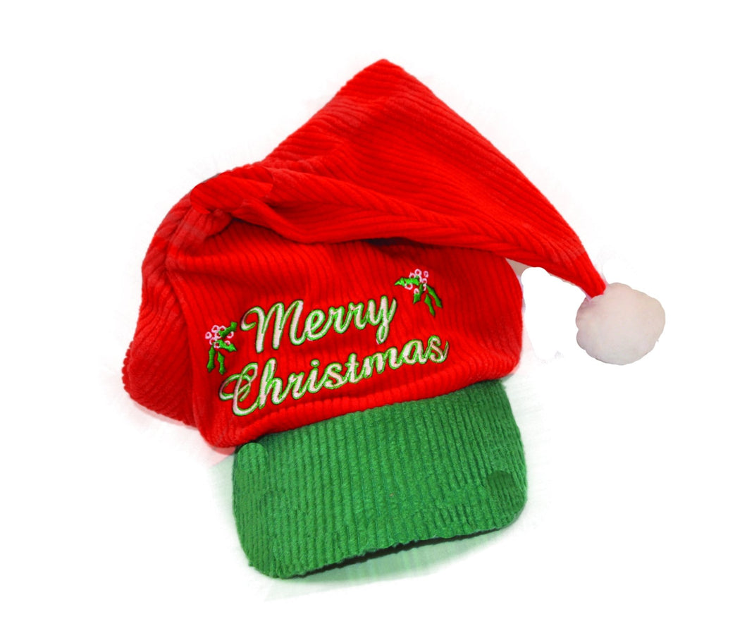 Christmas Cap Youth Merry Christmas
