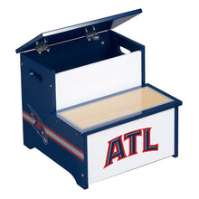 Atlanta Hawks NBA Storage Step Stool - G12210