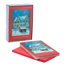 DaySpring Christmas Boxed Cards O Come Let Us Adore Him (8198357814)