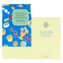DaySpring Birthday Boxed Greeting Cards w Embossed Envelopes - Celebrations, 12 Count