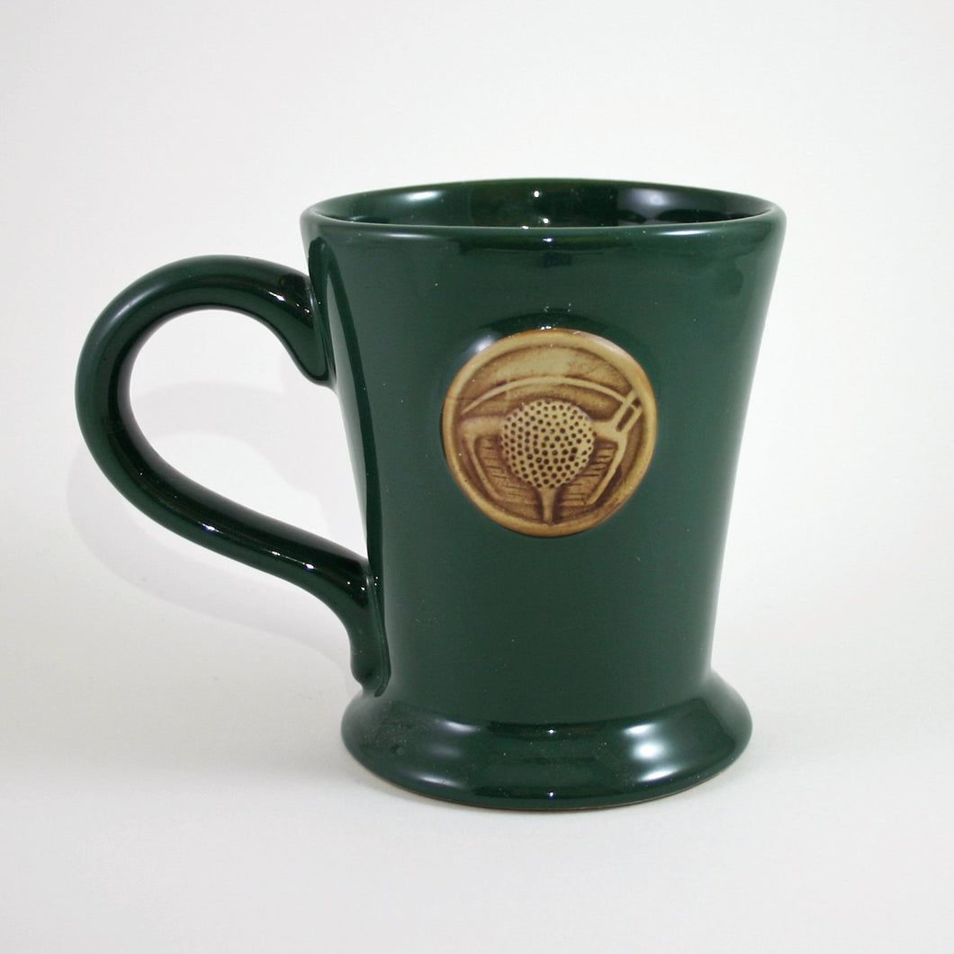 Abbey Press 92526 Mug-Golfing With Raised Detail-Footed