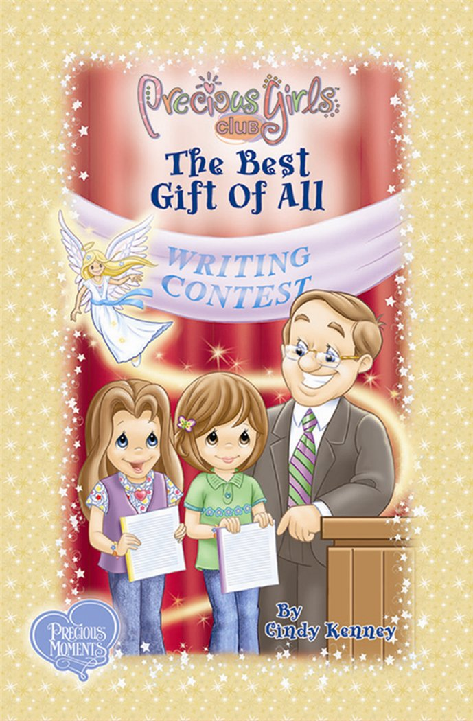The Best Gift of All: Book Four Hardcover (Precious Girls Club)