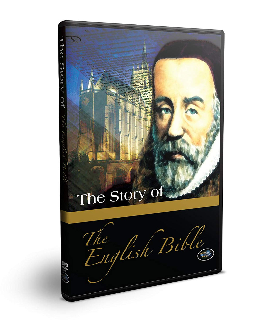 The Story of the English Bible (DVD)
