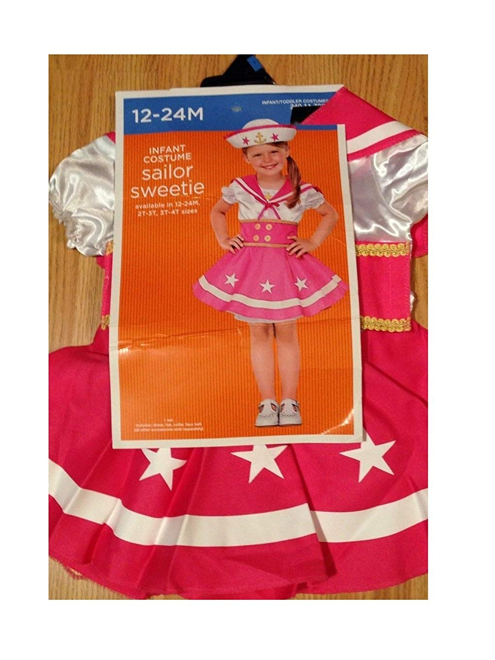 Toddler Costume - Sailor Sweetie