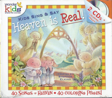 Wonder Kids, Heaven Is Real!