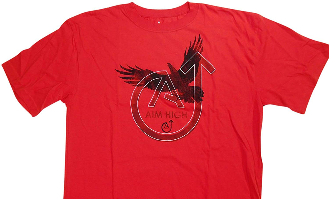 Aim High with Eagle Red
