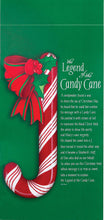 Legend of the Candy Cane Christmas Ornament