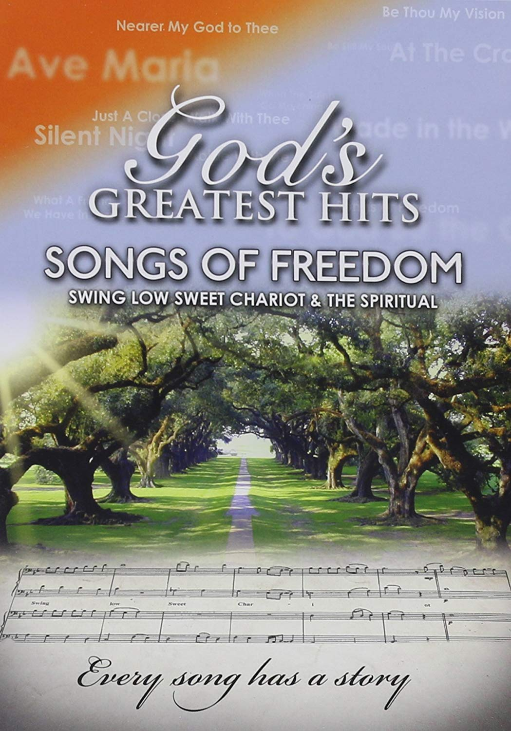 God's Greatest Hits: Songs of Freedom