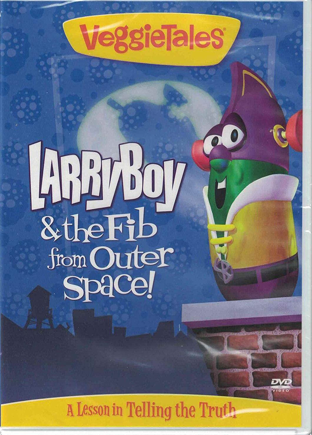 Larry-Boy! and the Fib from Outer Space