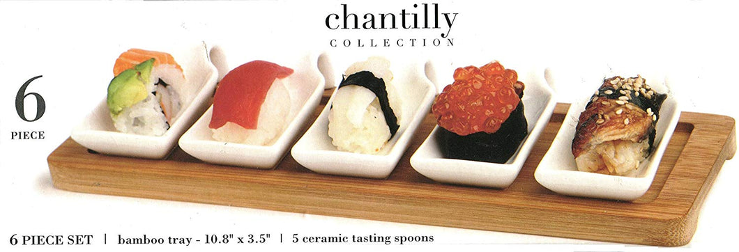 CHANTILLY 6PC. SET