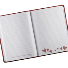 Valentine's Hardcover Journal
