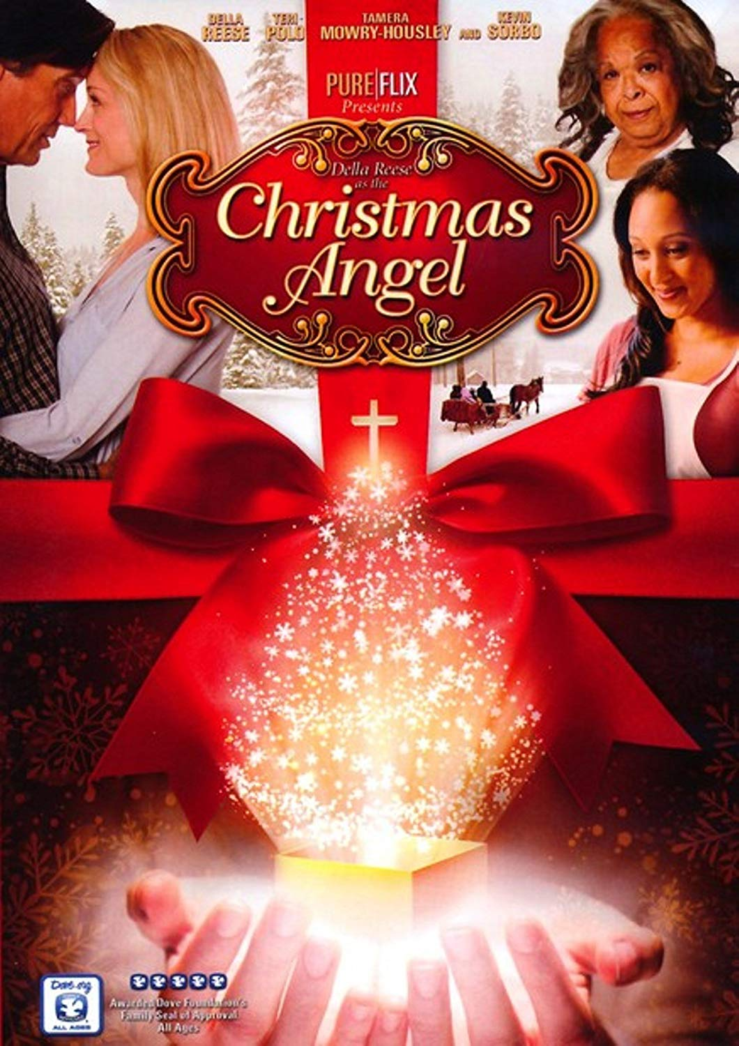 Christmas Angel [DVD] [2012]