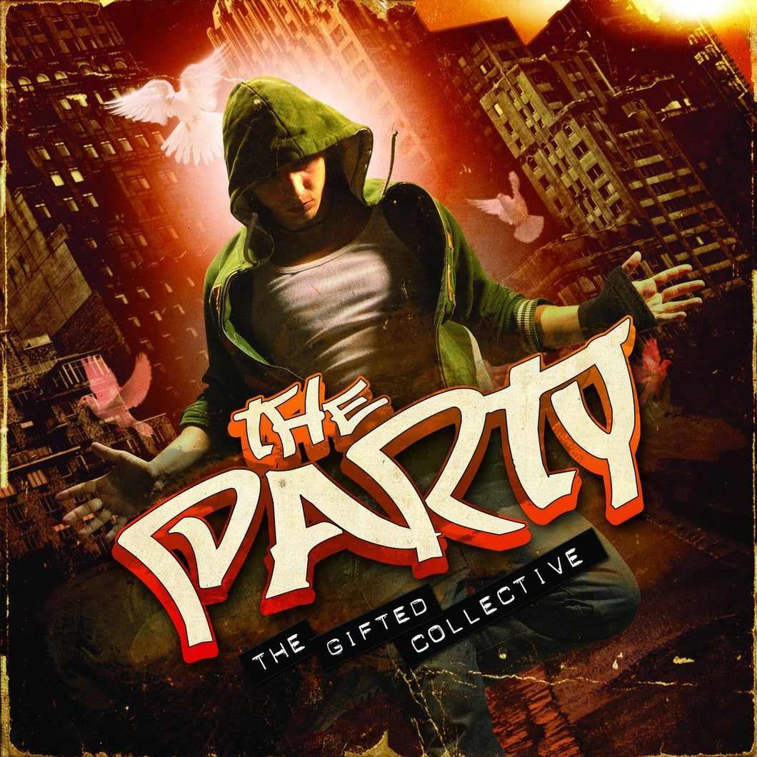The Party - The Gifted Collective (AUDIO CD ALBUM)
