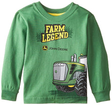 John Deere Baby Boys' Farm Legend T Shirt