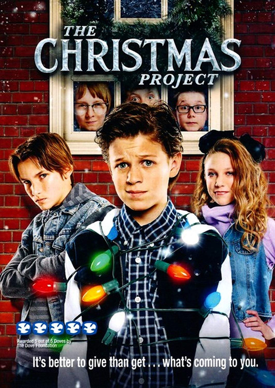The Christmas Project, DVD
