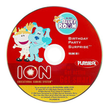 Ion Educational Gaming System Active Learning Disc: Blue's Room - Birthday Party Surprise