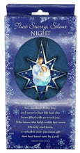 Christmas 3D Holy Family Resin Painted Ornament