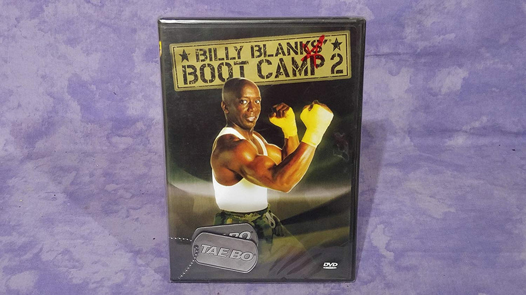 Billy Blanks' Boot Camp 2