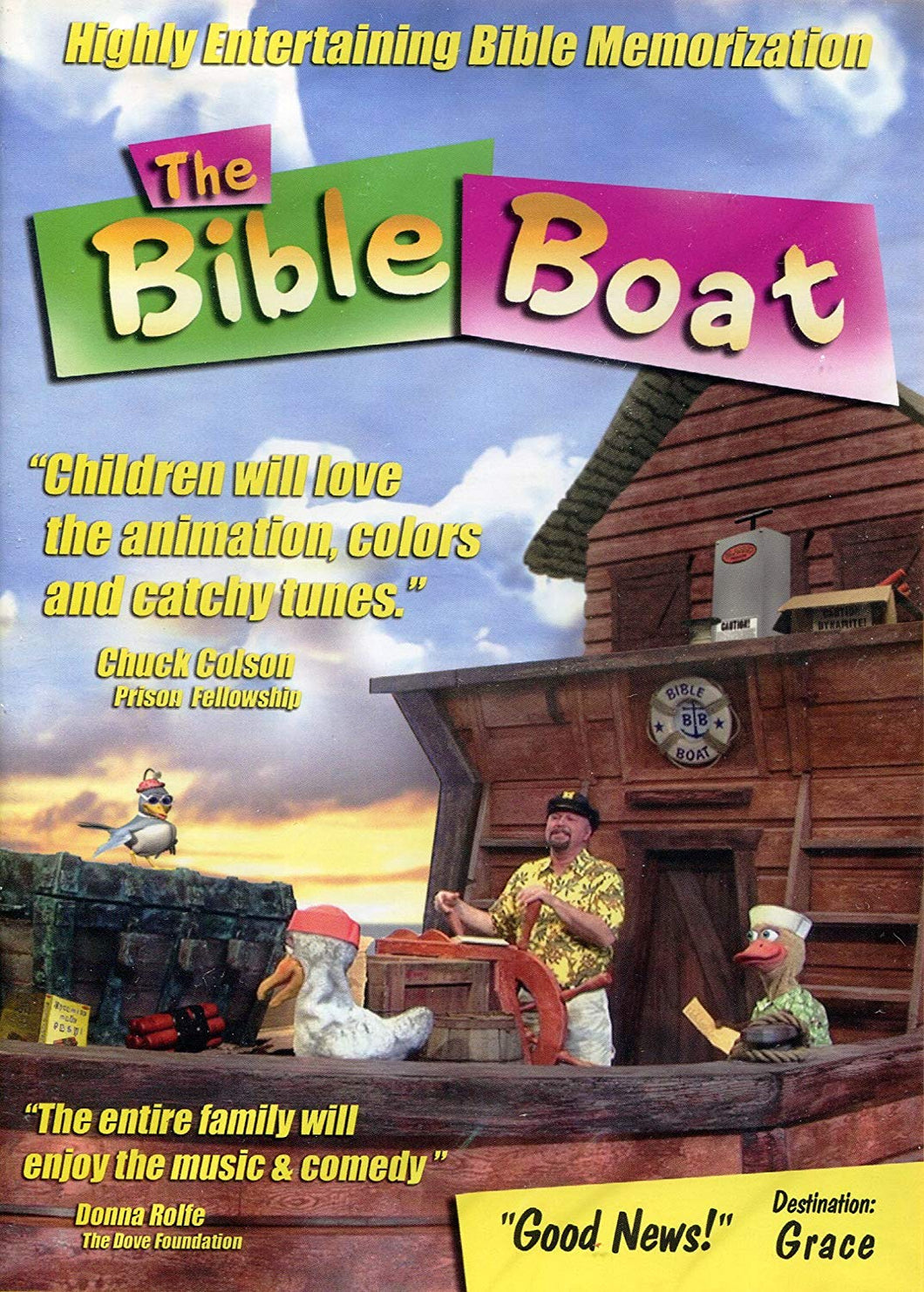 DVD-Bible Boat Episode 2/Good News