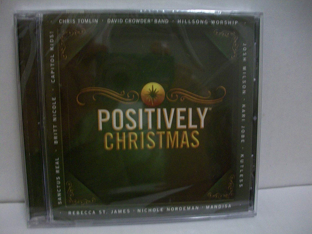 Positively Christmas 2015 CD - various Artists
