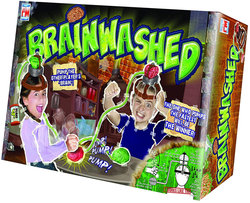 Fotorama Brainwashed Skill And Action Game