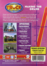DVD - Monster Truck Adventures: Making The Grade/Right Turn Races-2