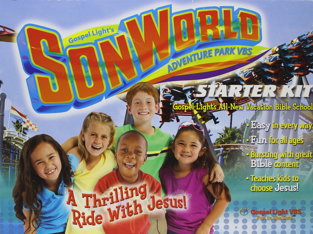 Sonworld Adventure Park Starter Kit