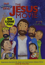 The Jesus Movie: Read and Share DVD
