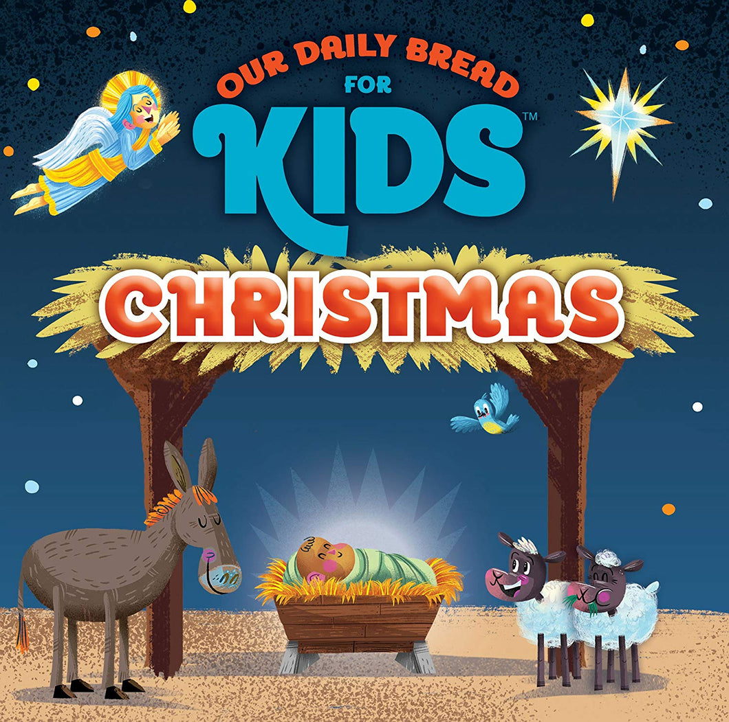 Our Daily Bread for Kids Christmas - Our Daily Bread for Kids - (CD