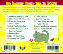 His Banner Over Me Is Love Music CD