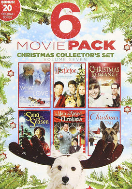 6-Film Holiday Collectors Set 7