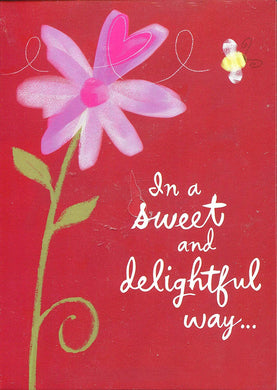 Sweet and Delightful Valentine Cards with Scripture (77505)