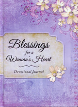 Blessings for a Woman's Heart Devotional Journal (Edition 1st)