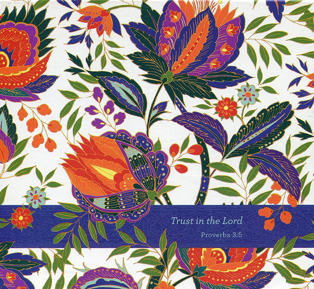 Stationary Gift Set - Trust In The Lord Proverbs 3:5