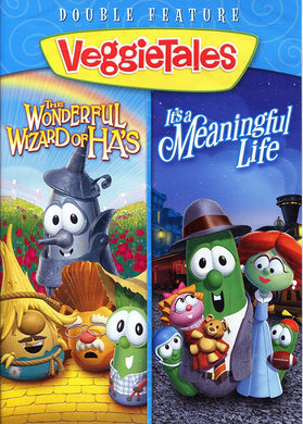 Veggie Tales Double Feature - The Wonderful Wizard of Ha's & It's a Meaningful Life